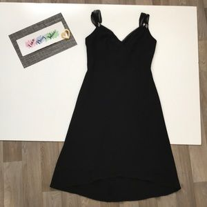 Evan-Picone Black Cocktail Dress Size 6 - Prom?